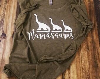 Mamasaurus T-Shirt