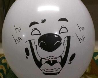 MADE TO ORDER - Laughing Hyena