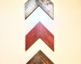 Wooden Arrows Decorations Wall Decor Customizable