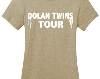 Dolan Twins Tour T-Shirt