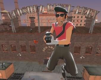 Custom Steam Team Fortress 2 Source Filmmaker Valve Posters (*Digital File*)