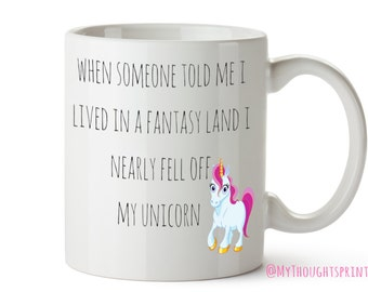 Unicorn gift, Unicorn mug, Funny Mugs, Funny Gift, Funny Gift Ideas, Sarcastic gift, Sarcastic mug