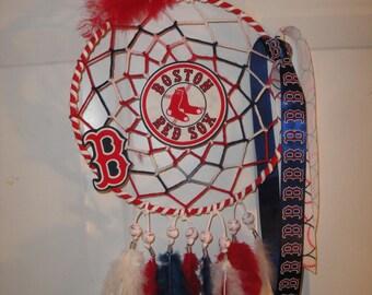 NEW Red Sox dreamcatcher