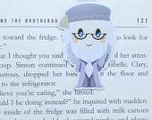 Magnetic bookmark - Albus Dumbledore - Harry Potter