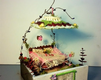 "Fairy Furniture ""Sweet Dreams"""