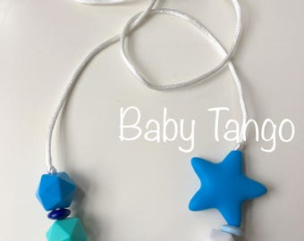 Teething Necklace* Silicone Mecklace*Nursing Necklace