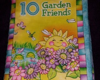 10 Garden Friends
