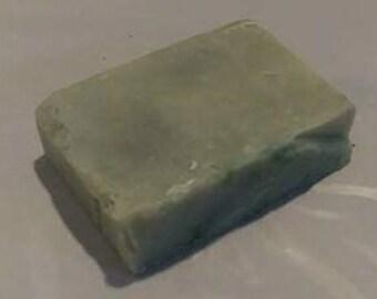 Green Irish Soap (4oz bars)