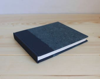 Case Bound Handbound Book | Deep Blue