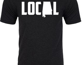 Local Alabama T-shirt