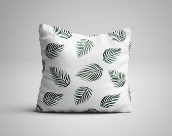 Leaves Cushion.