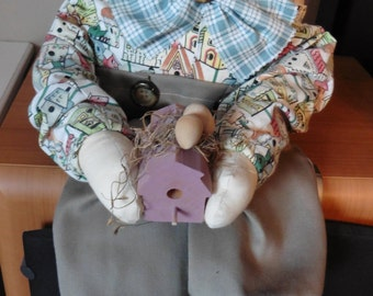 Humpty Dumpty Doll