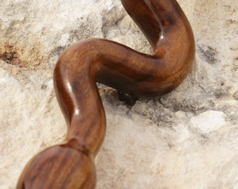 Wooden Sextoy /  Wooden Dildo / Mesmerize Laurel / Gift for Her / Valentine Gift / Luxury Bedroom / Mature