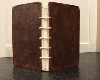 Handmade Medieval leather Journal