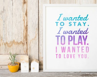 Dave Matthews Band #41 Lyrics, Number 41 Lyrics, Dave Matthews Band Art, DMB Lyrics Art, DMB Artwork
