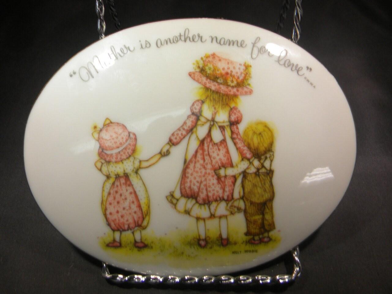 Vintage mothers day holly hobbie porcelain mother details vintage holly hobbie porcelain reviewsmspy