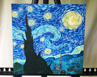 Starry Night Remake