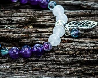 HEALING | Aromatherapy Gemstone Diffuser Bracelet