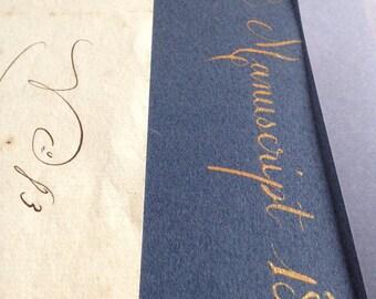 Bespoke calligraphy services for your events. Calligraphie événementielle personnalisée.