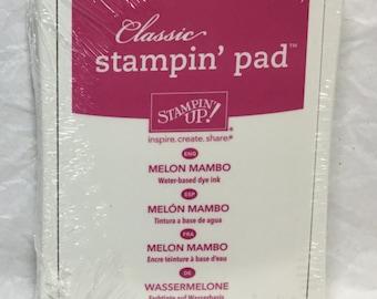 Stampin' Up!  MELON MAMBO Stamp Pad NEW