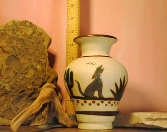 Small Handcrafted Vase