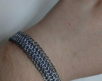 Custom Chainmaille Bracelet