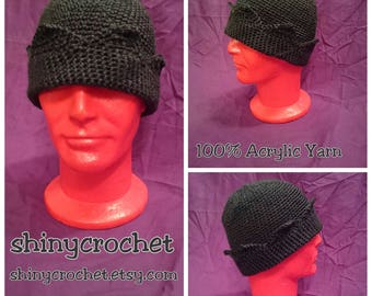 Jughead Hat in Grey in adult size (Whoopee Cap)
