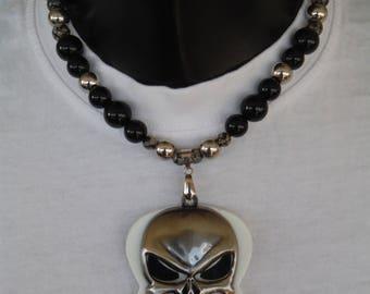 Punisher (Frank Castle) necklace