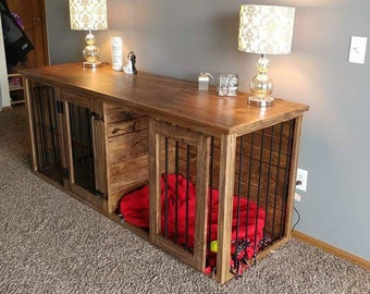 Double Doggy Kennel