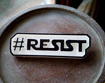 RESIST Pinback