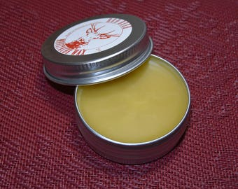Canadian Made Moustache Wax by Red Deer. Medium Hold. - 25 g