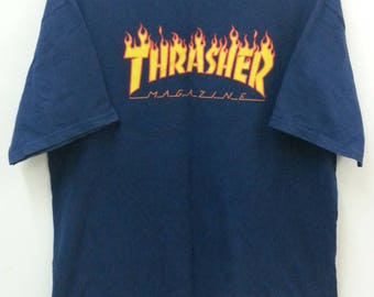 THRASHER Magazine//Spell Out Flame//Size XL