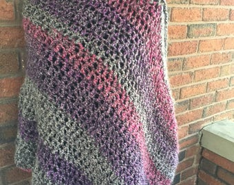 Crochet Wrap Shawl