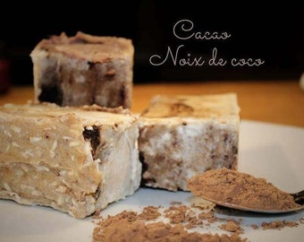 Coconut & cocoa SOAP
