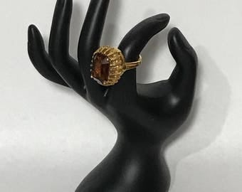 50% OFF   Vintage   Watch Ring