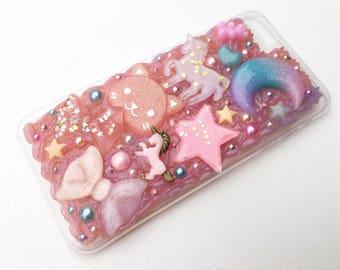 Sweet Unicorn Decoden iPhone 6+ Case