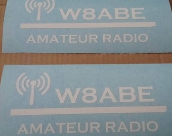 Amateur Radio Call Signs