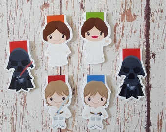 Star family || Magnetic bookmark