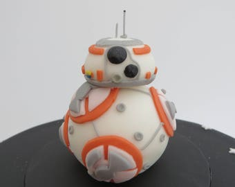 Star Wars BB-8 Cake Topper
