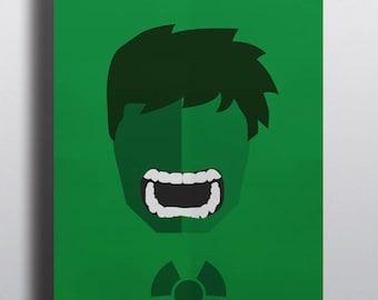 Avengers Poster - Incredible Hulk Poster