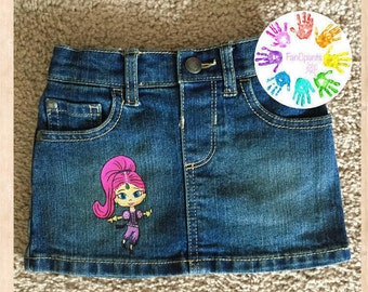 Shimmer and Shine Character Jeans