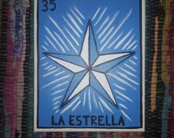 La Estrella Mexican Loteria