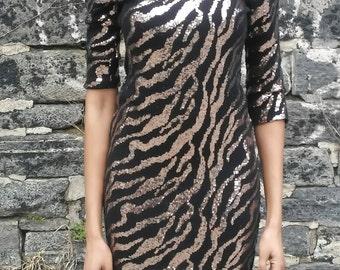 Sequins Party Dress