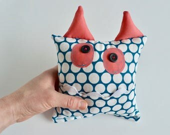 Girls Tooth Pillow - Monster Tooth Pillow - Lost Tooth Pillow - Tooth Fairy Pillow - First Lost Tooth - monster Tooth Fairy Pillow - Tooth