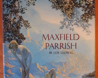 Maxfield Parrish by Ludwig Coy