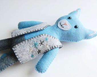 Edwin Blu Cat