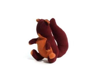 Cashmere Squirrel