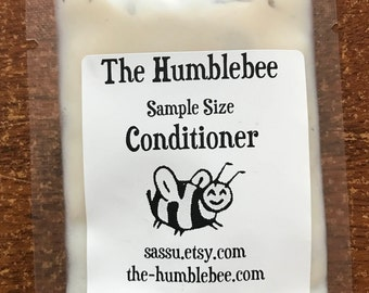 SAMPLE SIZE: Vegan Conditioner