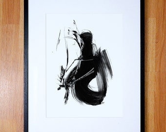 Abstract Art - multiple sizes. Giclee Print. Limited to 200 printings.