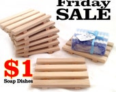BLACK FRIDAY SALE - 20 soap dish for 20 Dollars ! ! ! 1.00 dollar soap dishes
